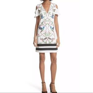 Ted Baker Highgrove Cut Out Dress Tunic NEW